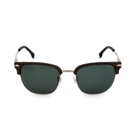 Men's SL2280M-579 Sunglasses // Silver + Black