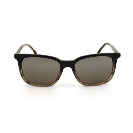 Men's SL4160M-6BZX Sunglasses // Brown Havana