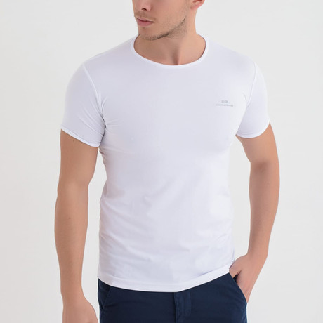 Kirk T-Shirt // White (XS)