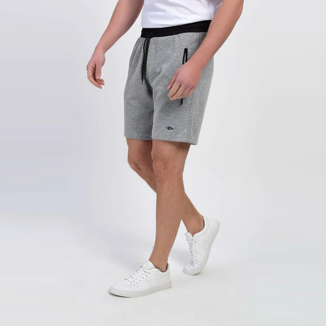 Canyon Short // Gray (XS)