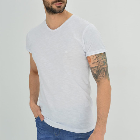 Jason Shirt // White (XS)