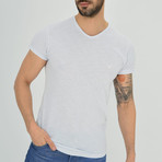 Jason Shirt // White (L)