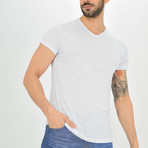 Jason Shirt // White (2XL)