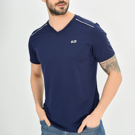 Erik T-Shirt // Dark Navy (XS)