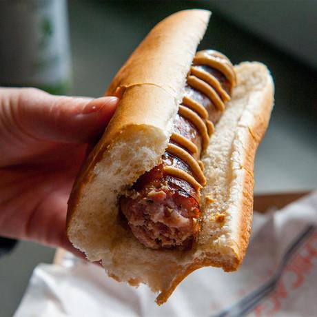 Bacon Bundle + Chicago Sauce