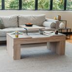 Coolest Coffee Table (Oak)