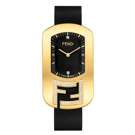 Fendi Ladies Chameleon Quartz // F340431000C1