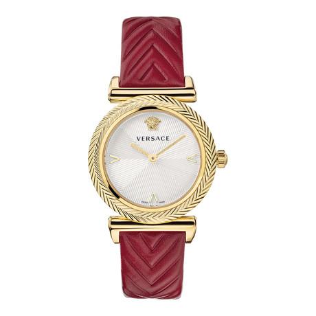 Versace Ladies V-Motif Quartz // VERE01820