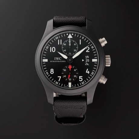 IWC Pilot's Watch Top Gun Chronograph Automatic // IN 388001 // Store Display
