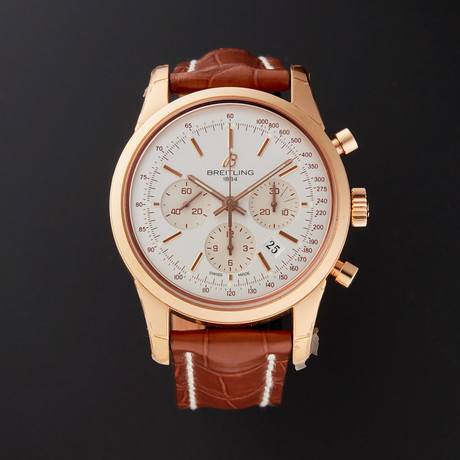 Breitling Transocean Chronograph Automatic // RB0152 // Store Display