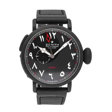 Zenith Pilot Type 20 GMT Automatic // 96.2438.693/23.C721 // Pre-Owned