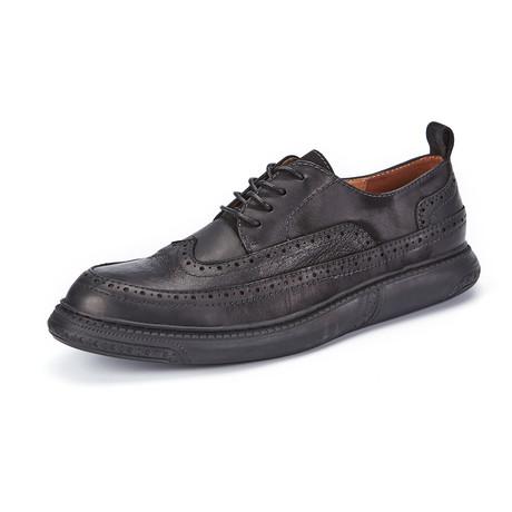 Jadiel Dress Shoes // Black (Size 38)