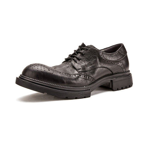 Marques Oxfords // Black (Size 38)