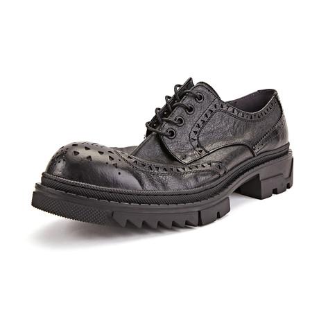 Landyn Oxfords // Black (Size 39)