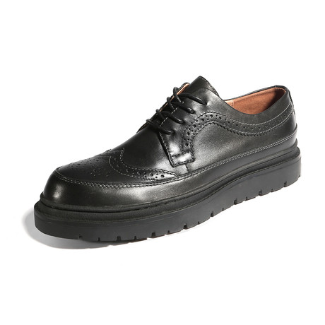 Braylon Dress Shoes // Black (Size 38)