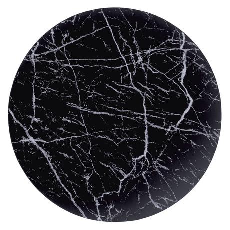 """Contempo // Black + White // Round // 7'10"""""""