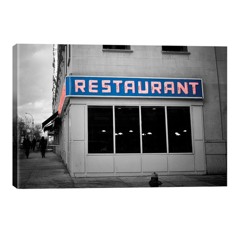 Toms Diner // MScottPhotography