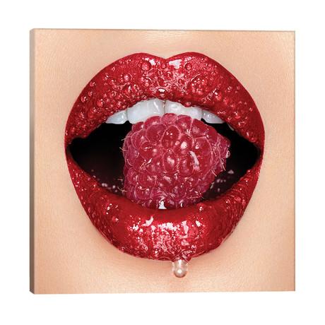 "Dewberry // Vlada Haggerty (18""W x 18""H x 1.5""D)"