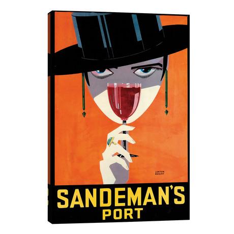 Sandeman's Port // Vintage Apple Collection