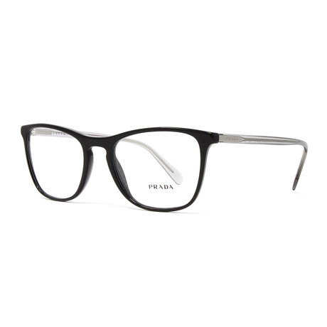 Men's PR08VV Optical Frames // Black