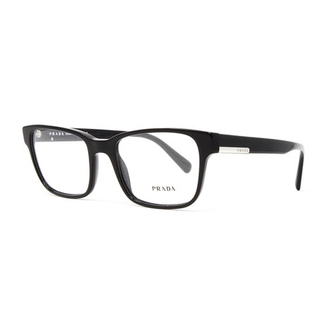 Men's PR06UV Optical Frames // Black