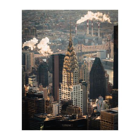 "Chrysler Building (8""W x 10""H)"