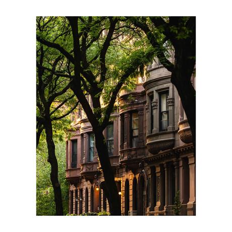 "Upper West Side (8""W x 10""H)"