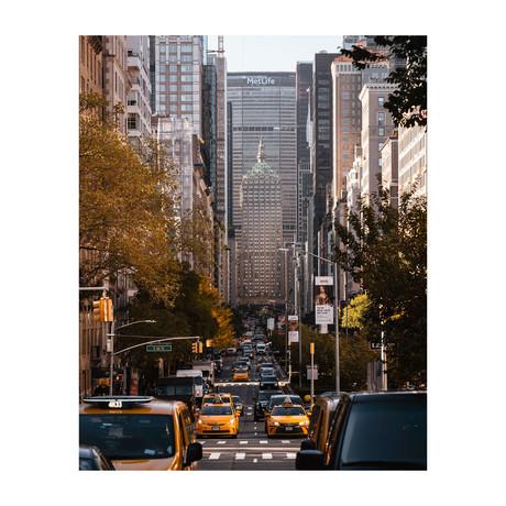 """Park Avenue (8""""W x 10""""H)"""