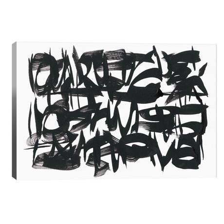 "The Collective Unconsciousness II // Renée Stramel (26""W x 18""H x 1.5""D)"