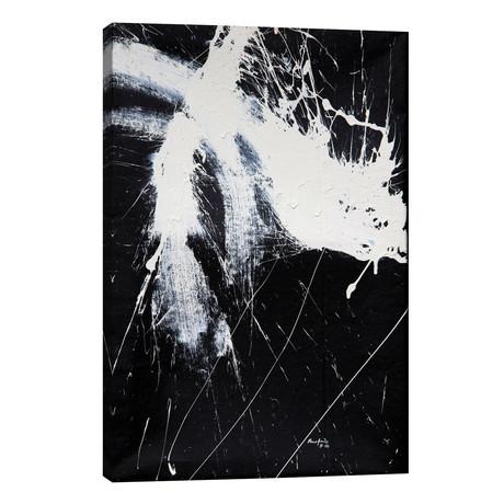 """Black & White // Shawn Jacobs (18""""W x 26""""H x 1.5""""D)"""
