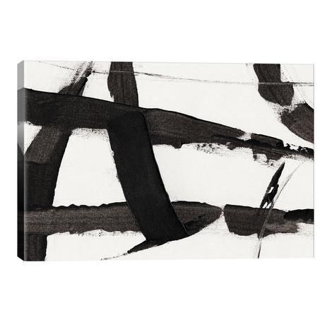 "Obsidian Harmony II // Tim OToole (26""W x 18""H x 1.5""D)"