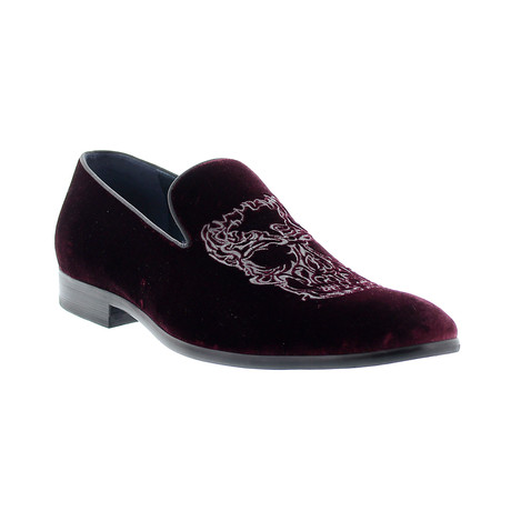 Rave Loafers // Wine (US: 8)