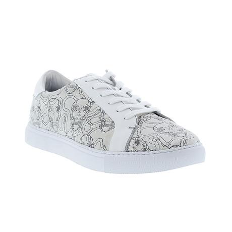 Tempo Sneakers // White (US: 8)