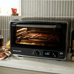 Air Frying Countertop Oven // Matte Black