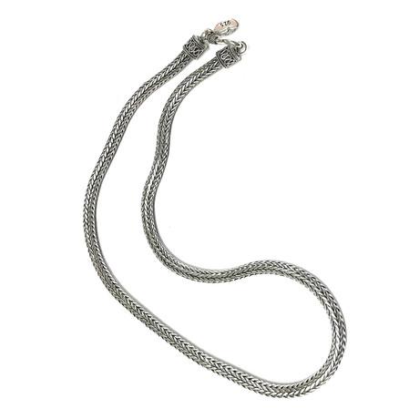 Tulang Naga Chain // 4.5mm // Sterling Silver