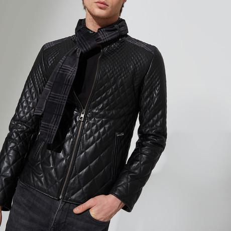Karacabey Leather Jacket // Black (S)