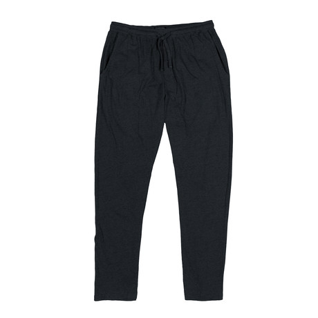 Lightweight Relaxed Fit Lounge Pant // Black (S)