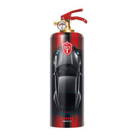 Safe-T Designer Fire Extinguisher // 911 Classic