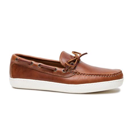 Canoe Cup Sole Shoe // Natural Whiskey (US: 6)