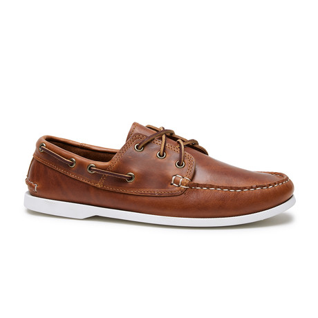 Boat Shoe // Natural Whiskey (US: 6)