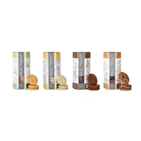 Top Shelf Four Flavor Bundle