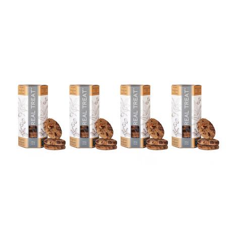 Dark Chocolate Chunk With Smoked Pecans // 4 Pack