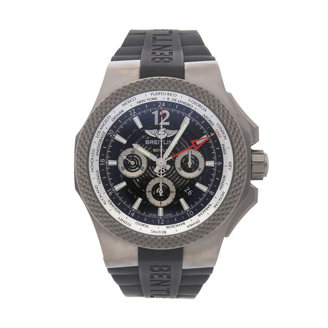 Breitling Bentley GMT Light Body Chronograph Automatic // EB043210/BD23