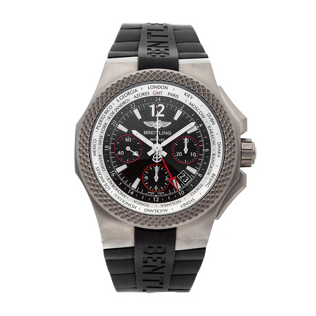 Breitling Bentley GMT Light Body Chronograph Automatic // EB043335/BD78