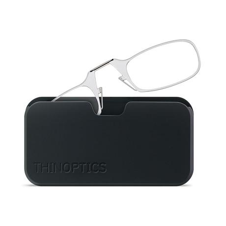 Universal Pod + Anti-Fog Lenses // Clear (+1.00)