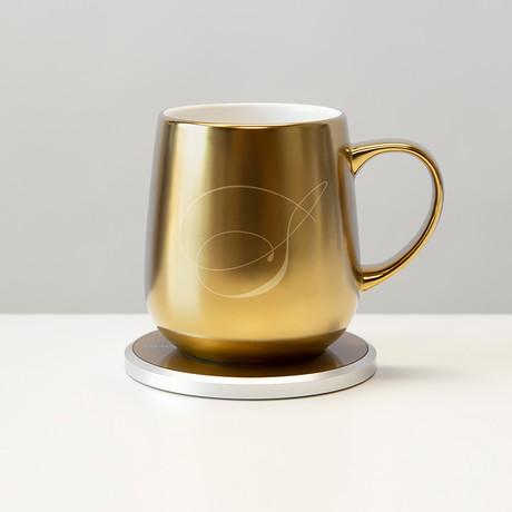 Ui Mug Set // Fine Gold S