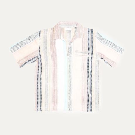 Brenta Shirt // Coral (S)