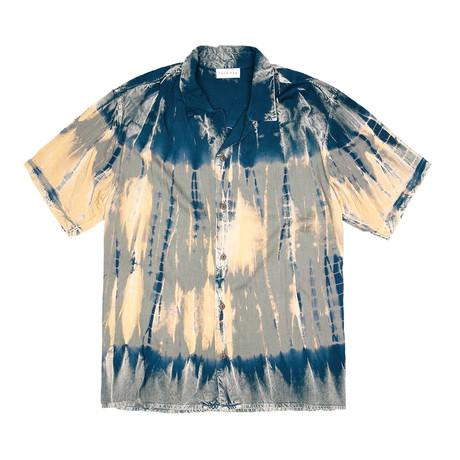 Norfolk Shirt // Navy (S)