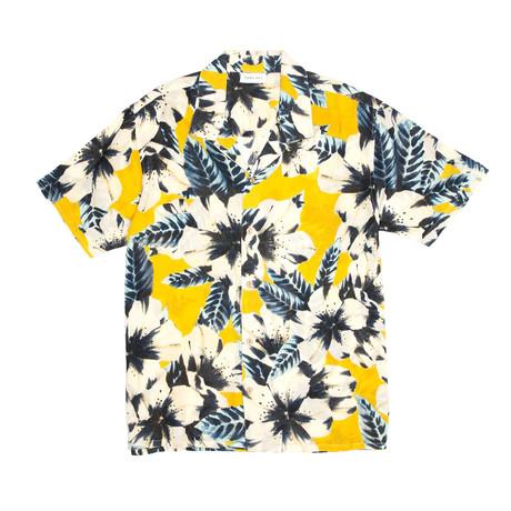 Nelrose Shirt // Yellow (S)