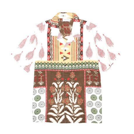 Naseem Shirt // Brown (S)